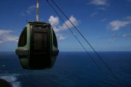 Landscape (other) - Achada da Cruz Cable Car