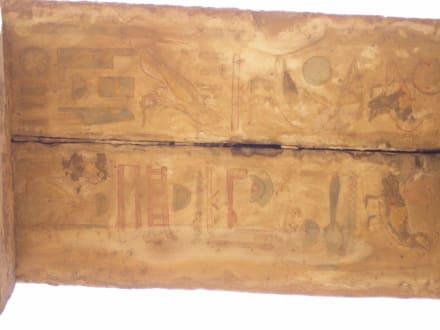 Deckenbemalung - Amonstempel Karnak