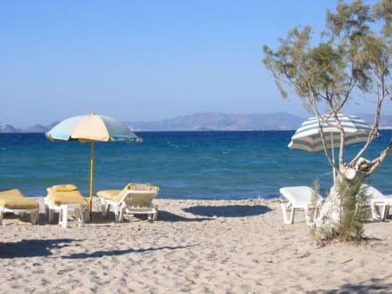 Strand von Tigaki - Strand Tigaki