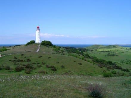 Leuchtturm - Leuchtturm auf Hiddensee