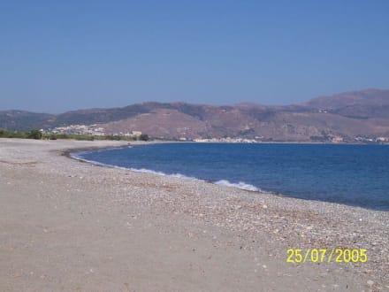 Strand von Tavronitis - Strand Tavronitis
