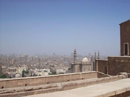 Blick auf Kairo - Zitadelle