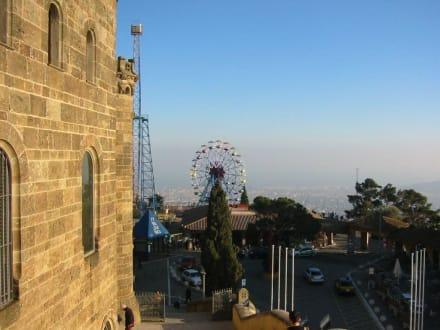 Freizeitpark am Tibidabo - Kirche Tibidabo