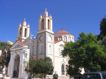 Griechisch-orthodoxe Kirche - Westküste