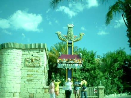 Schleuderlift für Kinder - Carthageland