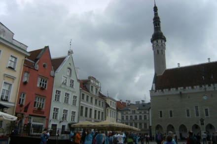 Stadt/Ort - Altstadt Tallinn/Reval
