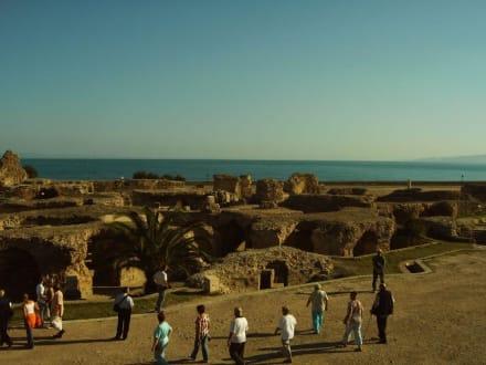 Karthago - Ausgrabungen Karthago