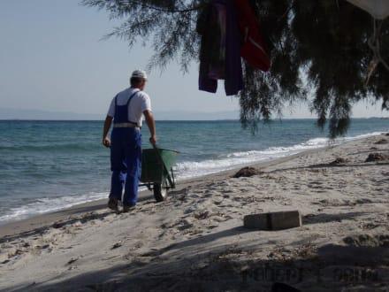 Strand Nähe Corali-2 - Strand Tigaki
