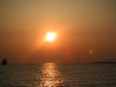 Sonnenuntergang - Es Vedra