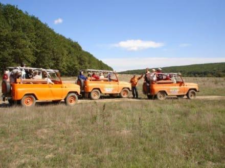 Sonstiges Freizeitbild - Jeep Safari Obzor