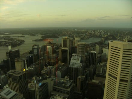 Sonstige Sehenswürdigkeit - Sydney Tower