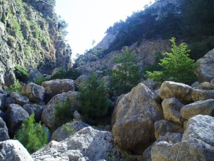 Aghia irini Schlucht - Kretas Westen