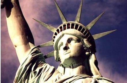 New York Miss Liberty - Liberty Island