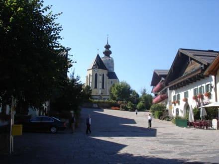 Marktplatz - Marktplatz St. Veit