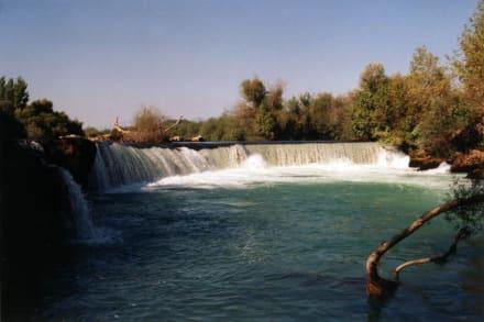 Manavgat - Wasserfall - Manavgat Wasserfälle