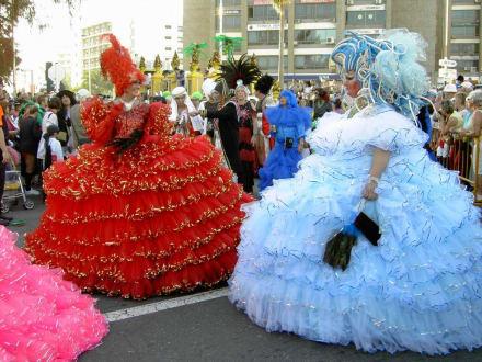 Karnevalsumzug 2006 - Karneval Maspalomas