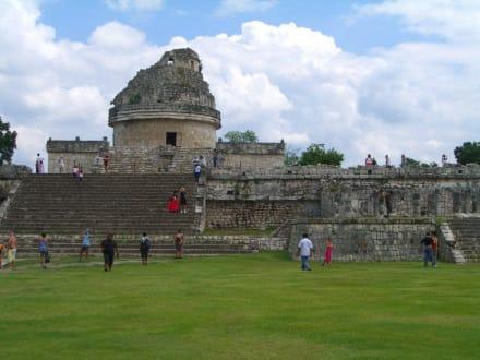 Sternenwarte - Ruine Chichén Itzá