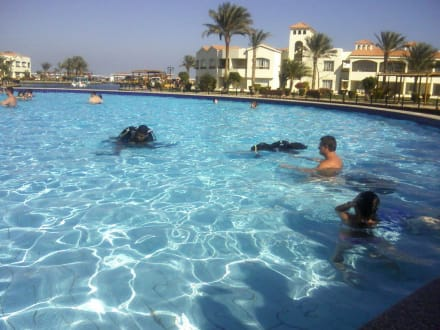 Taucher - Hotel Dana Beach Resort
