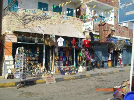 Was das Herz begehrt - Zentrum Hurghada