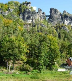 Basteibrücke - Bastei