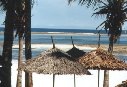 Diani Beach - Strand Diani Beach