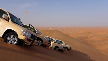 Wüstenexkursion - Wüstentour Dubai