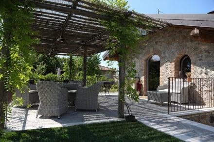 Bar bild boutique hotel villa dei campi in gavardo for Boutique hotel villa dei campi gavardo