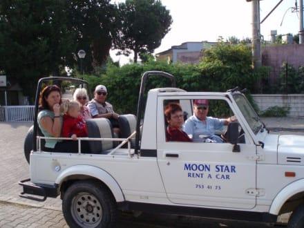 Jeepsafari - Tour & Ausflug