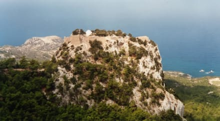 Rhodos - Monolithos - Johanniterfestung Monolithos