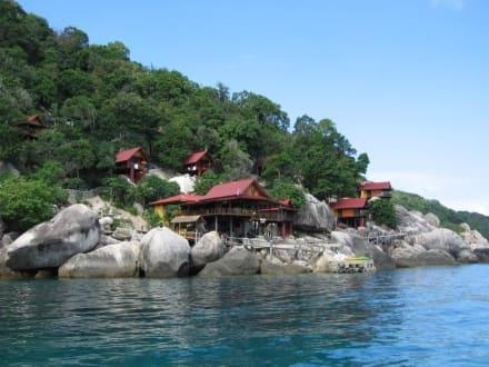 Insel Koh Tao - Strand Koh Tao