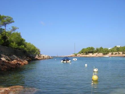 Cala Gracio - etwa 1 km entfernt - Platja Cala Gracio