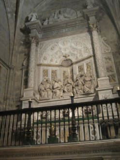 Kathedrale von Sevilla - Kathedrale von Sevilla