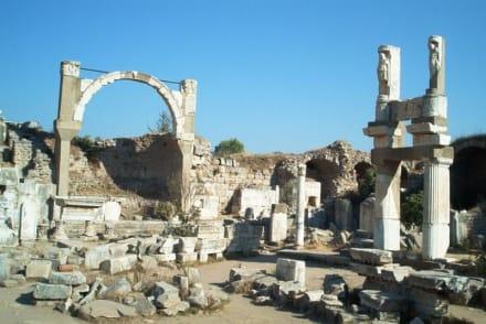 Ruinen - Antikes Ephesus
