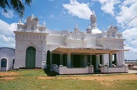 Beruwala - Kachchimalai-Moschee - Kachchimalai Moschee
