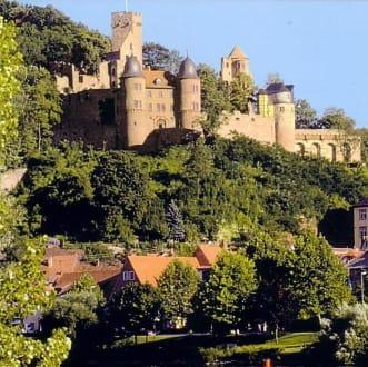 Burg Wertheim - Burg Wertheim