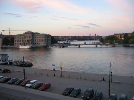 Abendstimmung - Schwedisches Nationalmuseum