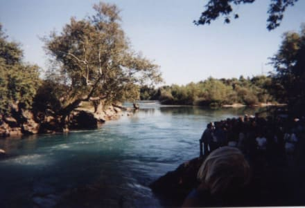 der Wasserfall - Manavgat Wasserfälle