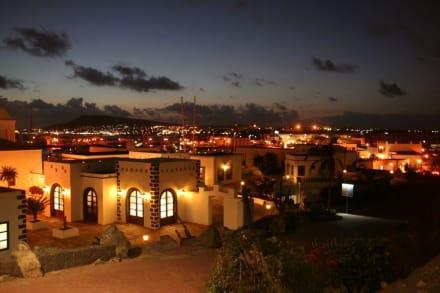 Abendstimmung über der Marina Rubicon - Yachthafen Rubicón