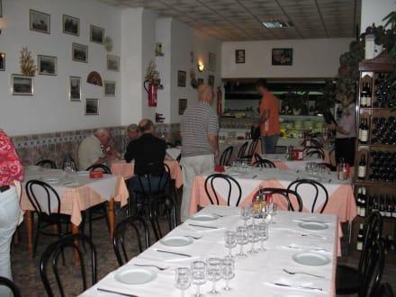 Innenansicht Casa Mary - Restaurant Casa Mary