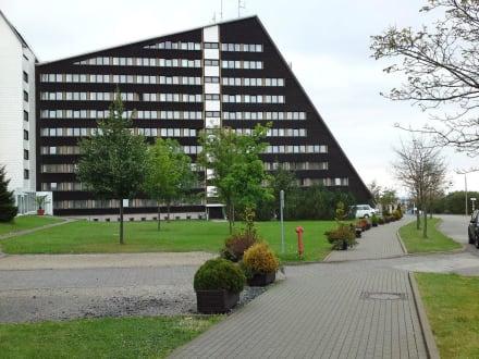 Außenansicht - IFA Schöneck Hotel & Ferienpark