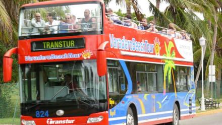 Varadero-Beach-Bus-Tour - Transport