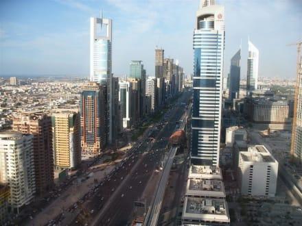 Skyline Dubai - Sheikh Zayed Road