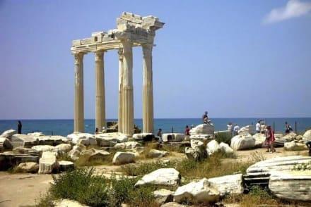 Denkmalschutz - Apollon Tempel