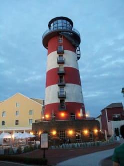 leuchtturm bild superior erlebnishotel bell rock in rust baden w rttemberg deutschland. Black Bedroom Furniture Sets. Home Design Ideas