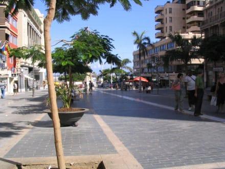 Plaza de la Candelaria - Altstadt Santa Cruz