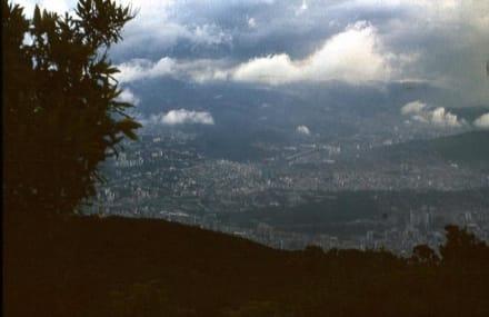 Blick auf CARACAS - El Avila