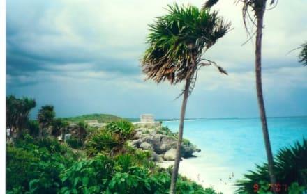 Mexico - Tulum - Strand Tulum