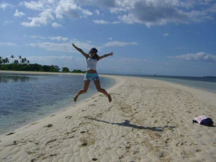 whoohoo - Strand White Beach