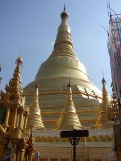 Shwedagon Pagode - Shwedagon Pagode