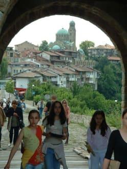 Die Bischofskirche von Veliko Tarnovo - Bischofskirche